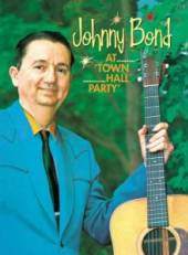 BOND JAMES  - DVD AT TOWN HALL PAR..