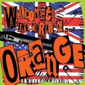 ORANGE  - CD WELCOME TO THE WORLD OF ...