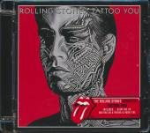 ROLLING STONES  - CD TATTOO YOU (2009 REMASTERED)