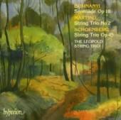 DOHNANYI/SCHONBERG/MARTIN  - CD STRING TRIOS
