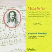 MOSCHELES I.  - CD ROMANTIC PIANO CONCERTOS