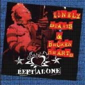 LEFT ALONE  - CD LONELY STARS & BROKEN HEARTS