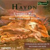 HAYDN JOSEPH  - CD CREATION MASS,MISSA'RORATE COE