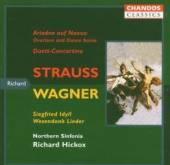 STRAUSS/WAGNER  - CD ARIADNE AUF NAXOS/WESENDO