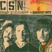 CROSBY STILLS NASH & YOUNG  - CD GREATEST HITS