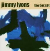 JIMMY LYONS  - CD THE BOX SET [5CD]