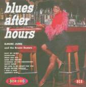 ELMORE JAMES AND THE BROOM DUS  - CD BLUES AFTER HOURS