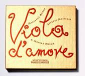 RONEZ MARIANNE AFFETTI MUSICAL..  - CD VIOLA D'AMORE