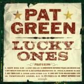 GREEN PAT  - CD LUCKY ONES