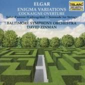 ELGAR E.  - CD ENIGMA VARIATIONS
