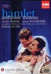 THOMAS:HAMLET (NTSC)  - 2xDVD DESSAY NATALIE