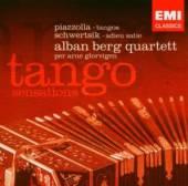 ALBAN BERG QUARTETT  - CD TANGO SENSATIONS