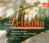 CAPELLA REGIA MUSICALIS/HUGO R..  - CD ZELENKA : KAJICNI..