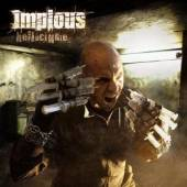 IMPIOUS  - CD HELLUCINATIONS