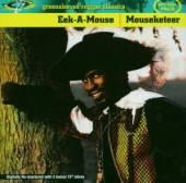 EEK-A-MOUSE  - CD MOUSEKETEER