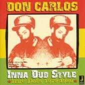 DON CARLOS  - CD INNA DUB STYLE