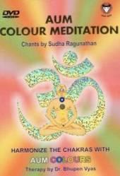 VYAS BHUPEN  - DVD AUM COLOUR MEDITATION