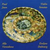 JUON P.  - CD VIOLIN SONATAS