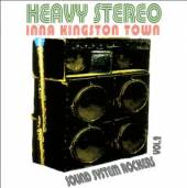 VARIOUS  - CD HEAVY SOUNDS - SOUND SYSTEM