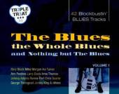 VARIOUS  - 3xCD BLUES, WHOLE BLUES AND NO