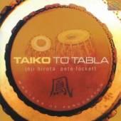 HIROTA JOJI & PETE LOCKE  - CD TAIKO TO TABLA