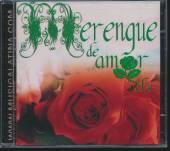 MERENGUE DE AMOR 4  - CD VARIOUS ARTISTS