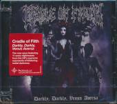 CRADLE OF FILTH  - CD DARKLY DARKLY VENUS AVERSA