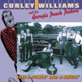 WILLIAMS CURLEY & HIS  - CD JUSTA-PICKIN AND A-SINGIN