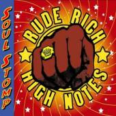 RICH RUDE & THE HIGH NOT  - CD SOUL STOMP