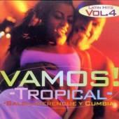 VARIOUS  - CD VAMOS 4 - TROPICAL -14TR-