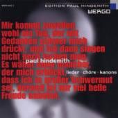 RUNDFUNKORCHESTER BERLIN ROBI  - CD PAUL HINDEMITH - ..