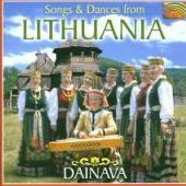 DAINAVA  - CD SONGS & DANCES FROM LITHU