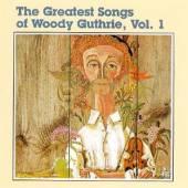 VARIOUS  - CD GREATEST SONGS OF WOODY GUTHRI