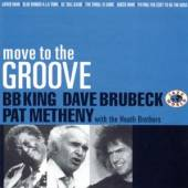 VARIOUS  - CD MOVE TO THE GROOVE