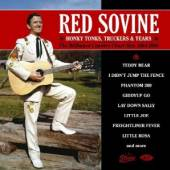 RED SOVINE  - CD HONKY TONKS, TRUCKERS & TEARS