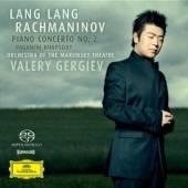 LANG LANG/MARIINSKY TO/GERGIEV  - SCD RACHMANINOV/ PIANO CONCERTO NO 2