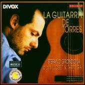 GRONDONA STEFANO  - CD LA GUITARRA DE TORRES