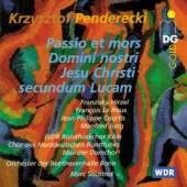PENDERECKI K.  - CD LUKAS PASSION