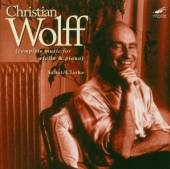 WOLFF C.  - CD COMPLETE WORKS FOR VIOLIN
