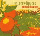 OLSON MARK & CREEKDIPPER  - CD POLITICAL MANIFEST