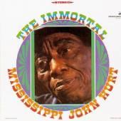 HURT JOHN -MISSISSIPPI-  - CD IMMORTAL MISSISSIPPI J.H.