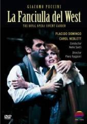 ROYAL OPERA COVENT GARDEN  - DVD PUCC:LA FANCIULLA..