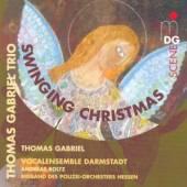 GABRIEL THOMAS -TRIO-  - CD SWINGING CHRISTMAS