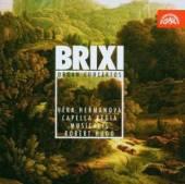 HERMANOVA VERA CAPELLA REGIA M..  - CD BRIXI : KONCERTY ..