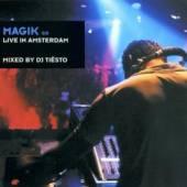 DJ TIESTO  - CD MAGIK 6: LIVE IN..