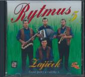 RYTMUS 5  - CD ZAJICEK
