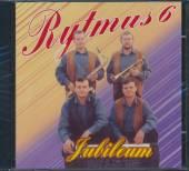 RYTMUS 6  - CD JUBILEUM