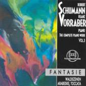 SCHUMANN ROBERT  - CD COMPLETE PIANO WORKS 3