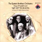 EPSTEIN BROTHERS ORCHESTRA  - CD KINGS OF FREYLEKH..