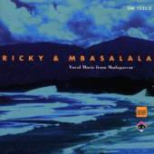 RICKY & MBASALALA  - CD VOCAL MUSIC FROM MADAGASCAR